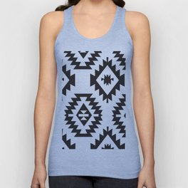 American Native Pattern No. 63 Unisex Tank Top