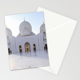 Grand Mosque Abu Dhabi Stationery Cards