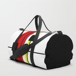 Geometrical design Duffle Bag