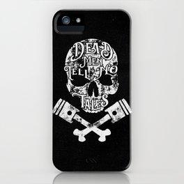 Dead Men Tell No Tales iPhone Case