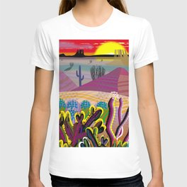 The Desert Within You T-shirt
