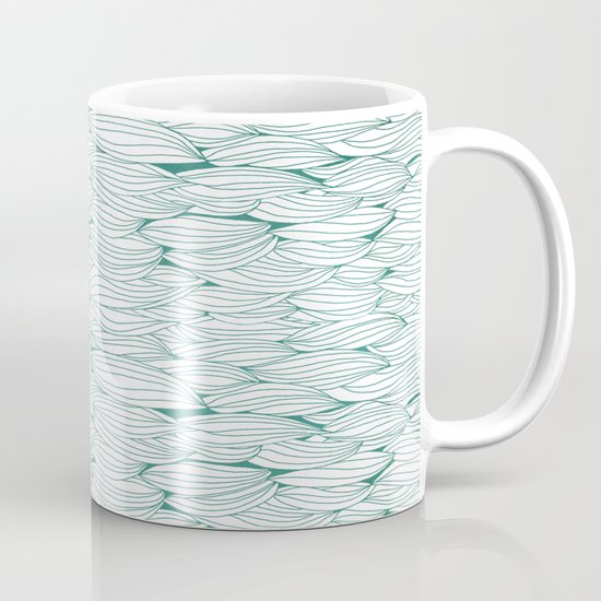 Dancing Feathers Mug