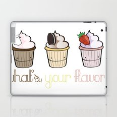 What's Your Flavor? Laptop & iPad Skin