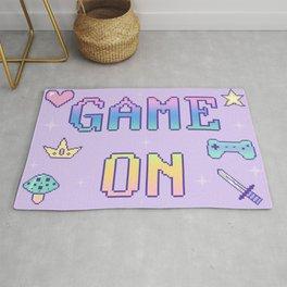 Game On (pastel) Rug
