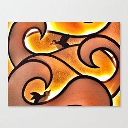Installation N2 Canvas Print