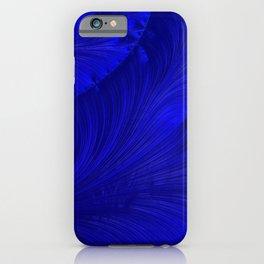 Renaissance Blue iPhone Case