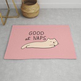 Good at naps Rug