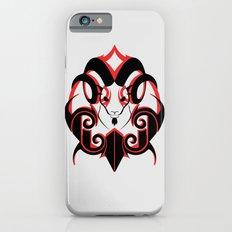 Warrior (Black & Red) Slim Case iPhone 6s