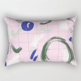 forestry Rectangular Pillow