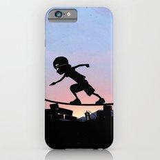 Silver Surfer Kid iPhone 6s Slim Case
