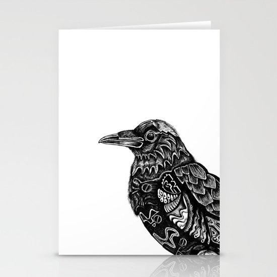 Raven Stationery Cards