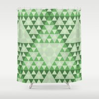 courage Shower Curtains featuring Courage by Gavin Guidry