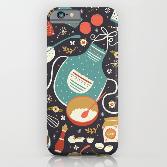 Carrot Cake iPhone & iPod Case