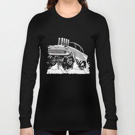 57 Gasser REV-3 SILVER Long Sleeve T-shirt