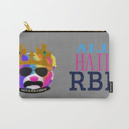 All Hail King RBB Carry-All Pouch
