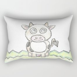 Cow Rectangular Pillow