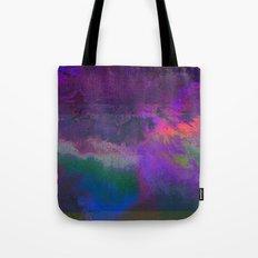 66-63-18 (Universe Rising Glitch) Tote Bag
