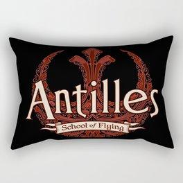 Antilles School of Flying Rectangular Pillow