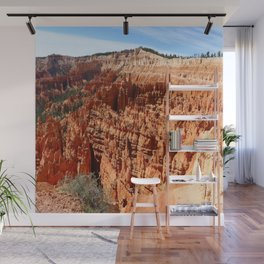 Bryce Canyon View At Sunset Point Wall Mural