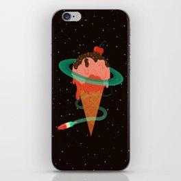 Ice Cream Planet iPhone Skin