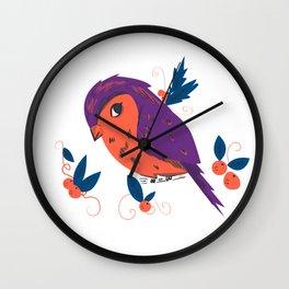 Eminence bird Wall Clock
