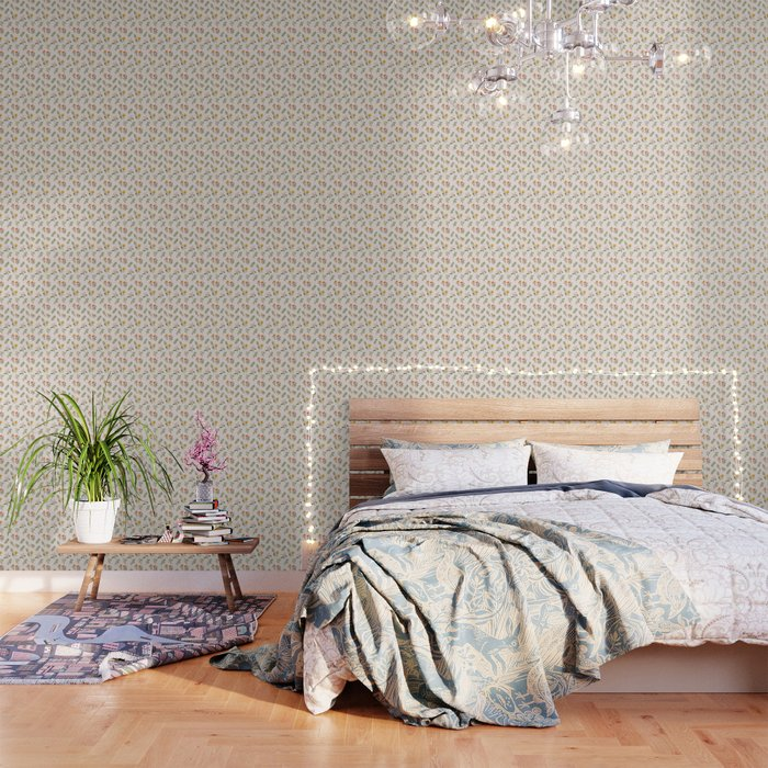 Botanical Dreams Wallpaper