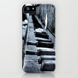 Forgotten Piano iPhone Case