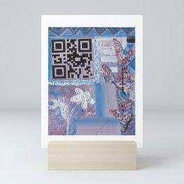 oil painting in the 21st century Mini Art Print