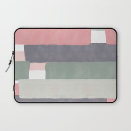 Soothing #society6 #abstractart Laptop Sleeve