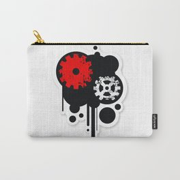 Gears Carry-All Pouch