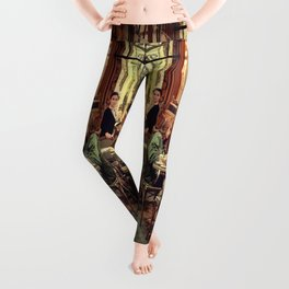 Memory Lane AE Leggings