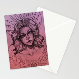 Love Affair with Liberty Stationery Cards