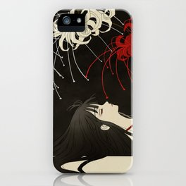 untitled death iPhone Case