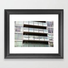 modern/urbanism Framed Art Print