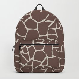 Brown Elephant Backpack