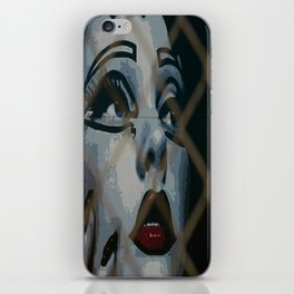 Who's That Girl?  iPhone Skin