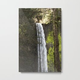 Waterfall (Part 2) Metal Print