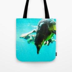 Dive 2 Tote Bag