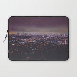 Smokey Skyline Laptop Sleeve