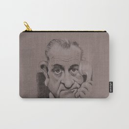 LBJ Carry-All Pouch