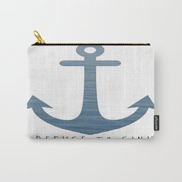 I Refuse to sink. Carry-All Pouch