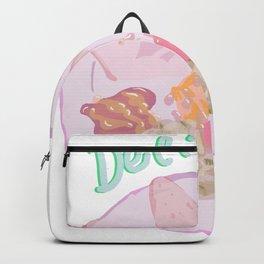Deli Plate Backpack