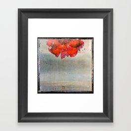 SORBET Framed Art Print