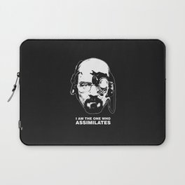 Breaking Borg Laptop Sleeve