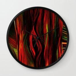 Trees Have Eyes Wall Clock