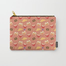 Dragon Hoard Pattern Carry-All Pouch