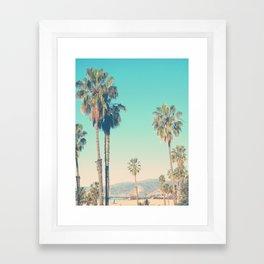 California Morning Framed Art Print