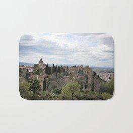 View Toward Alhambra Bath Mat
