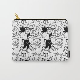 Oh French Bulldog Carry-All Pouch