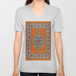 Persian Carpet Unisex V-Neck